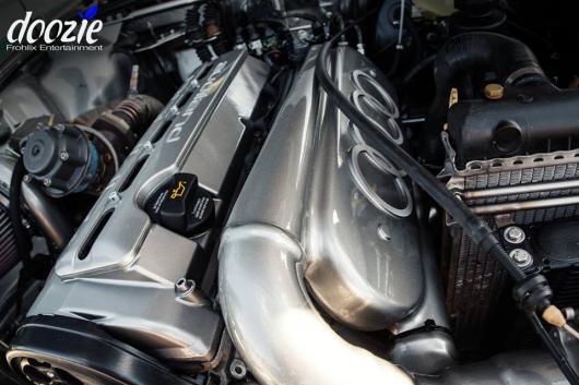 Motorraum / Abgasanlage