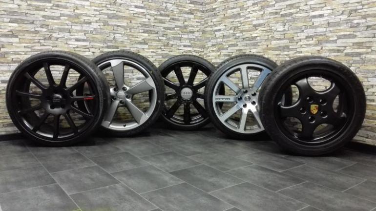Audi Räder / Reifen