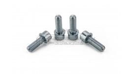 Set Zylinderschraube Differential Halter Audi 80 B4 S2 RS2 A4 S4 RS4 B5 / vergleichbar N0147236  *NEU*