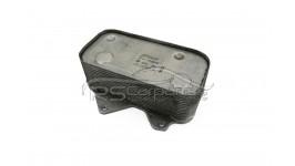 Wärmetauscher / Ölkühler / Audi A6 V8 S6 RS6 4B A8 V8 S8 D2 / 077117021N 077117021Q