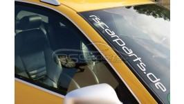RS Carparts Aufkleber / Sticker 55cm