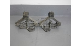 Beide Auspuffhalter für Endschalldämpfer Audi A6 / S6 & RS6 4B C5 / A4 / S4 B6 & B7