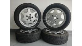 6J x 16 Zoll Audi RS2 / Porsche Räder