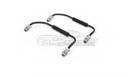 2er Set Verbindungsleitungen 8 Kolben Brembo Bremssattel Audi RS3 RS4 RS6 R8 VW Phaeton *NEU*